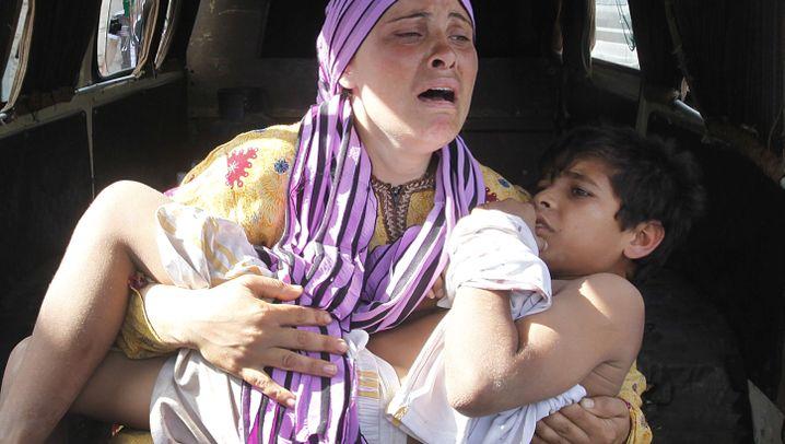 Massaker von Hula: Tod und Leid in Syrien
