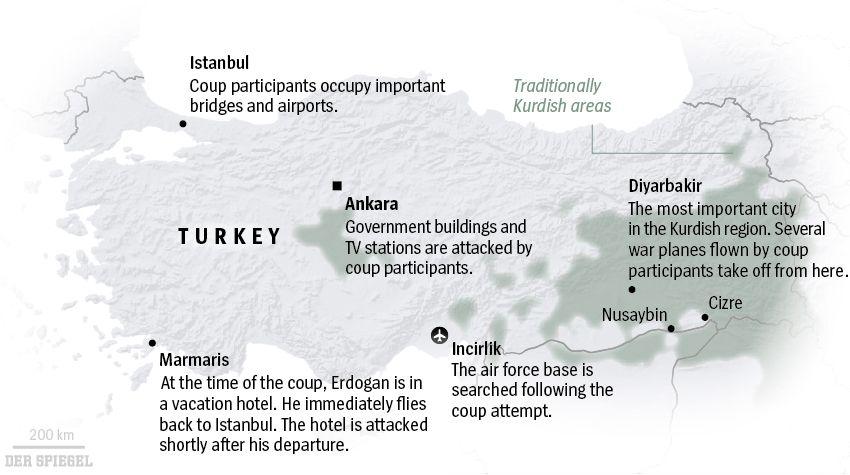 Graphic: Türkei nach Militärputsch - DER SPIEGEL 30/2016 - Seite 14 - ENGLISH