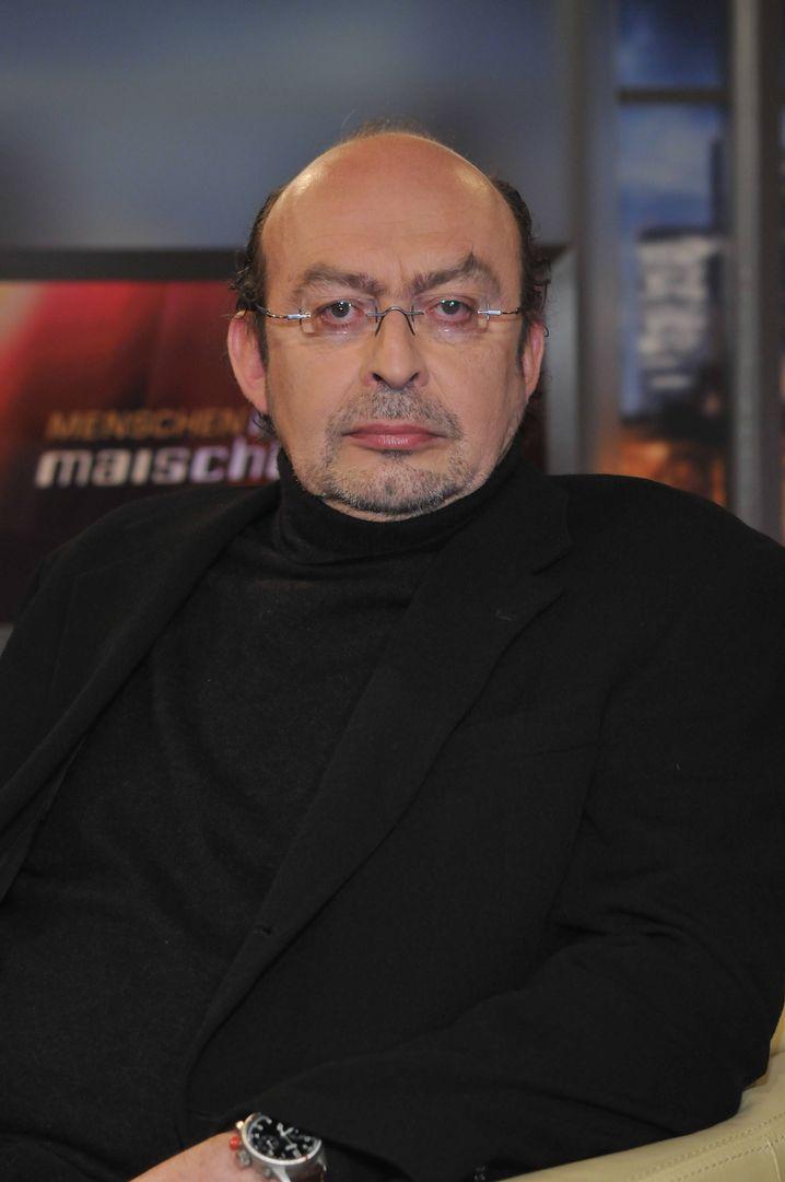 Anwalt Uwe Krechel (2012 bei einer Talkshow)