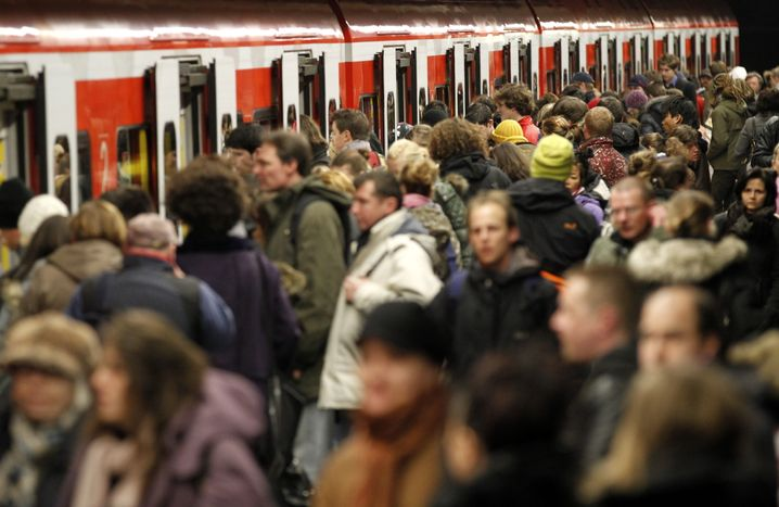Munich is planning a second tunnel through the city center to help relieve a bottleneck of S-Bahn commuter trains.