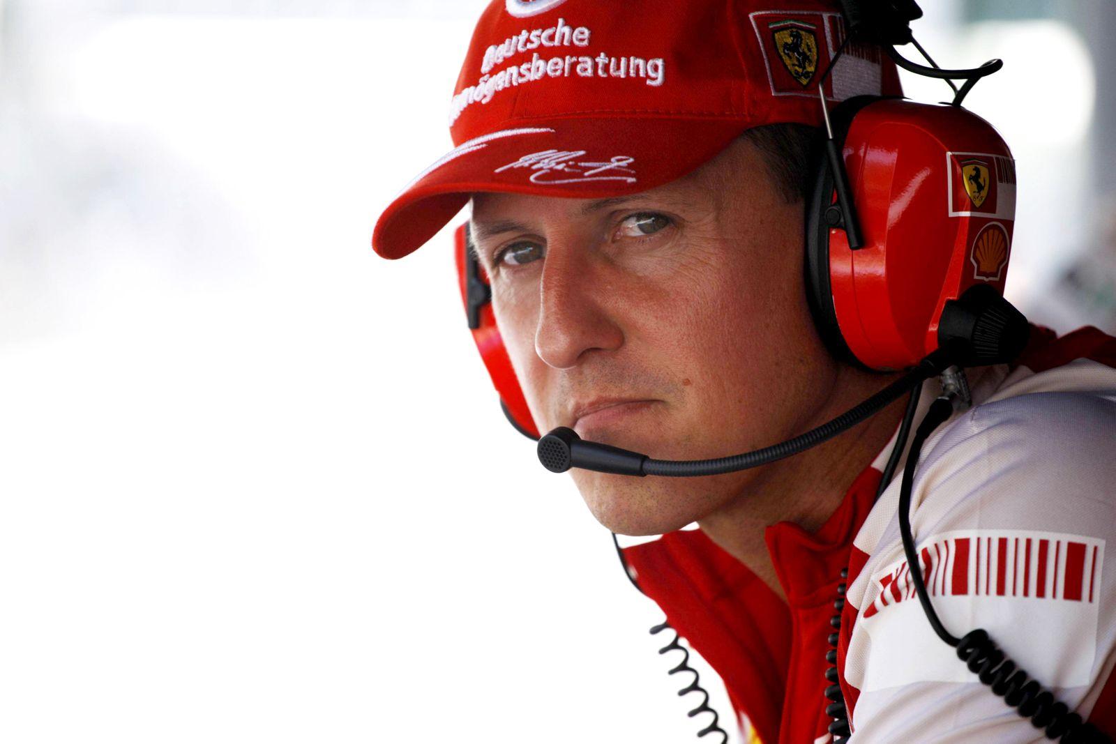 Berater Michael Schumacher (Deutschland / Ferrari)