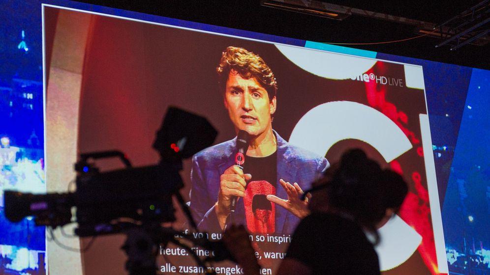"""Global Citizen""-Konzert vor G20: Das Gute leben"