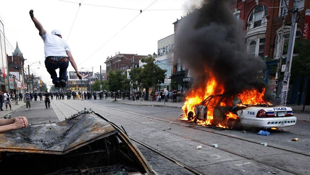 Politik und Protest: G20-Orte im Ausnahmezustand