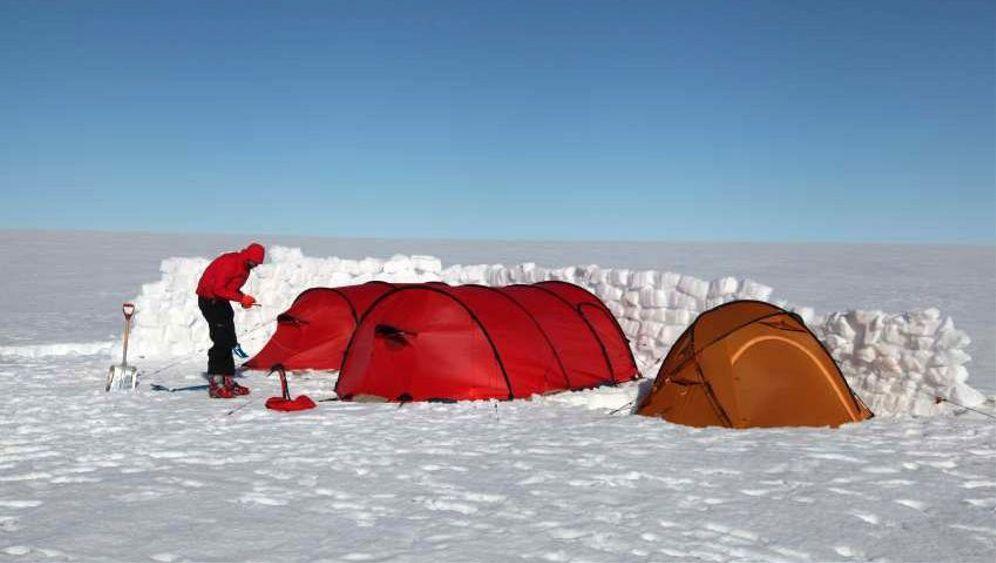 """Eiscamp """"Zum Polarkreis"""": Zimmer: gut, Lage: extrem"""