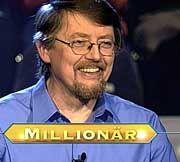 Eckhard Freise gewann an seinem 56. Geburtstag eine Million Mark