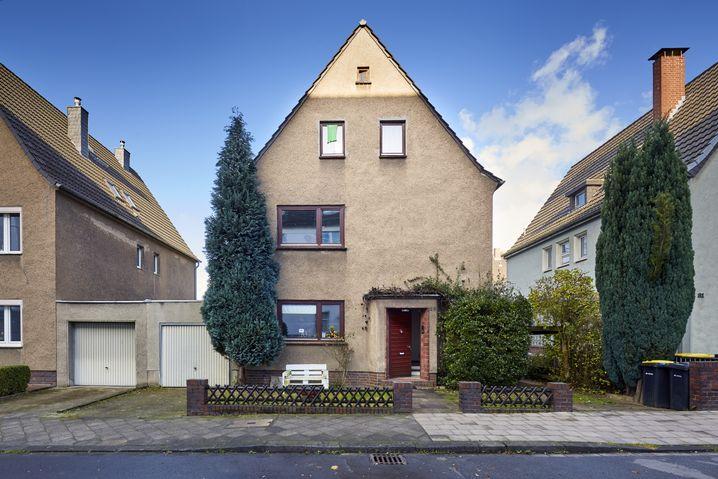 Wohnhaus der Jugendlichen in Düsseldorf
