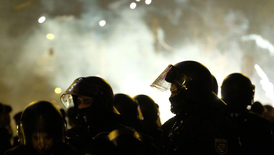 Polizeieinsatz in Leipzig-Connewitz: Noch immer ist unklar, was genau in der Silvesternacht geschah