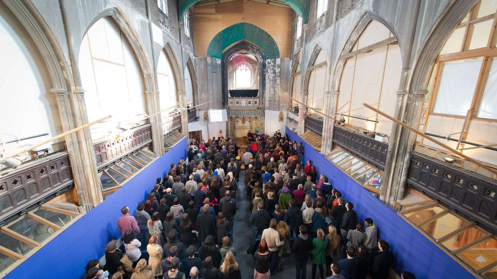 Atheisten in Großbritannien: Die Sonntagsversammler