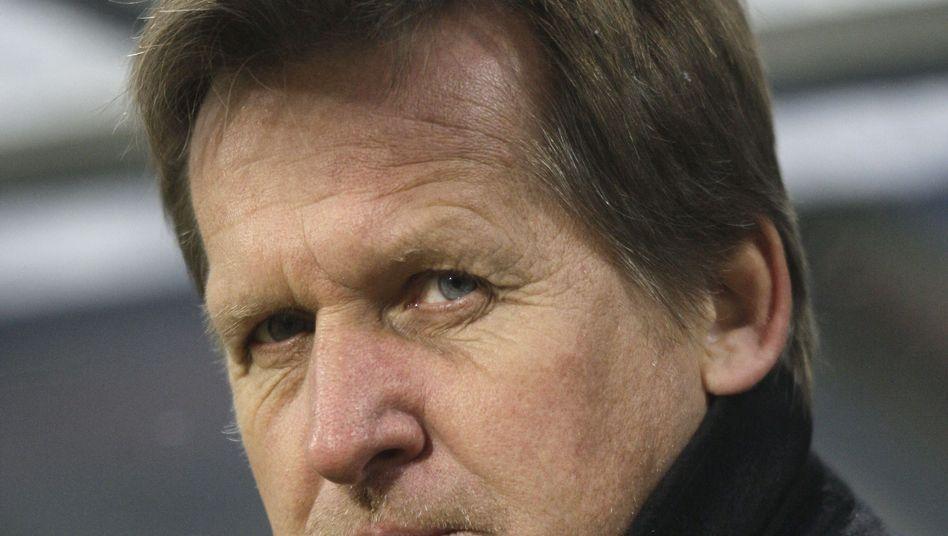"""Fußball-Trainer Schuster: """"Falsches Spiel"""""""