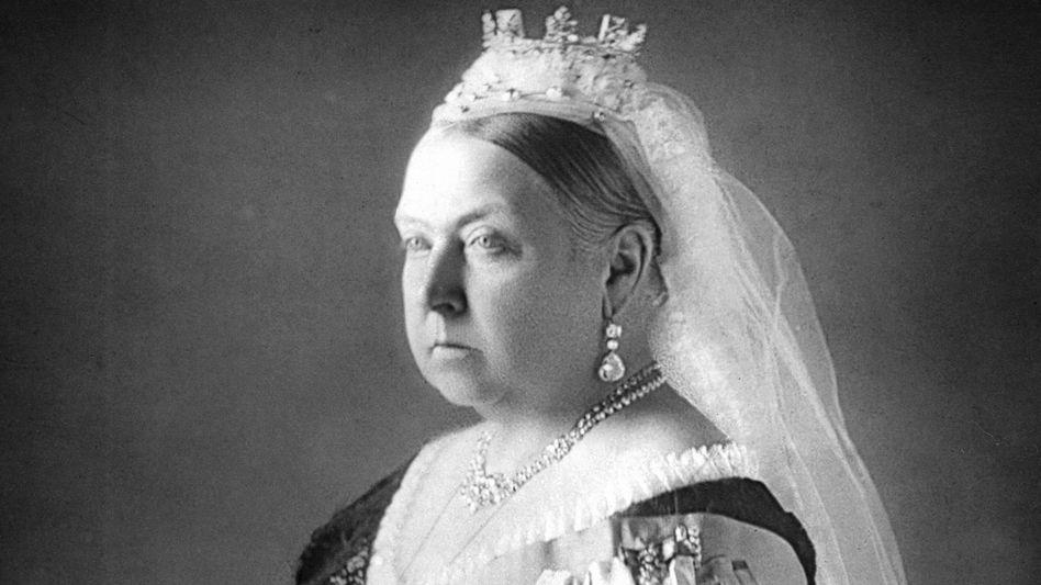 Queen Victoria (undatierte Aufnahme)