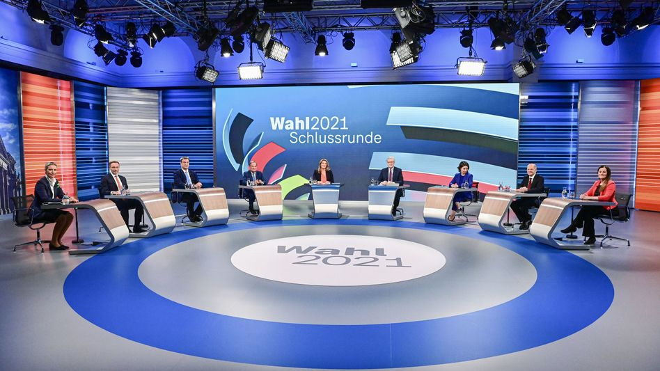 »Schlussrunde« von ARD und ZDF