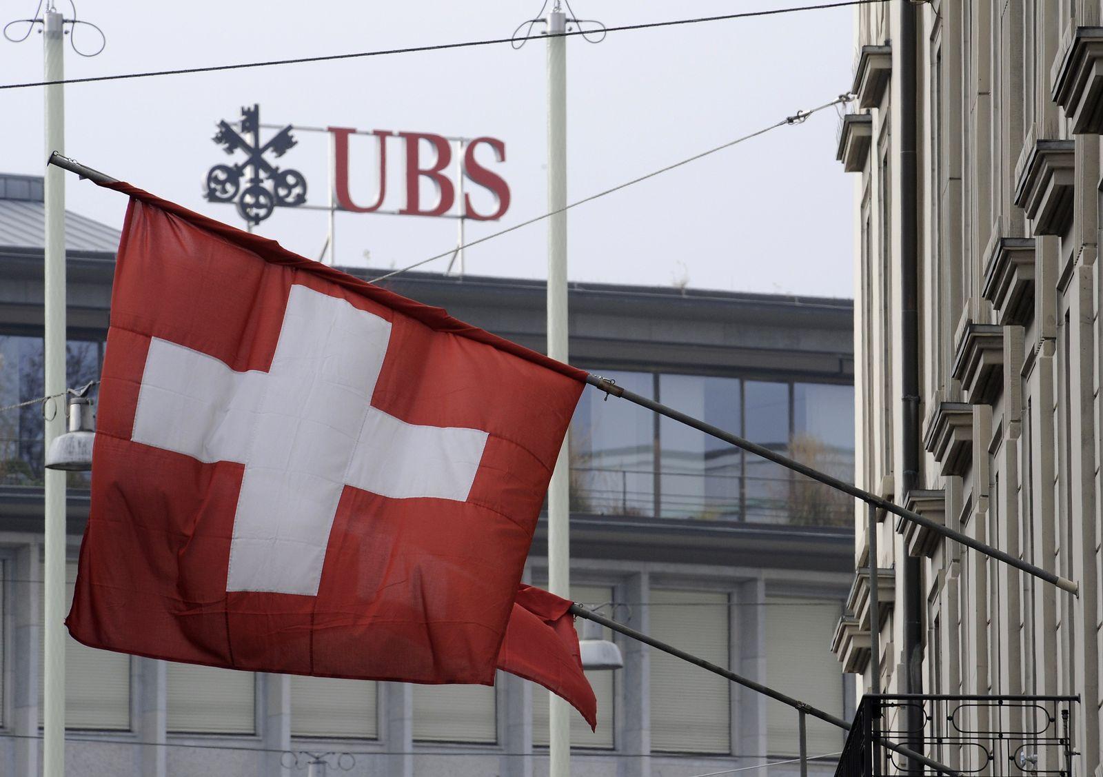 UBS Schweiz Banken