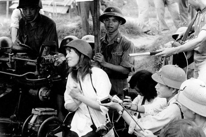 Das berüchtigte Foto 1972 in Nordvietnam, das Fondas Karriere fast beendete