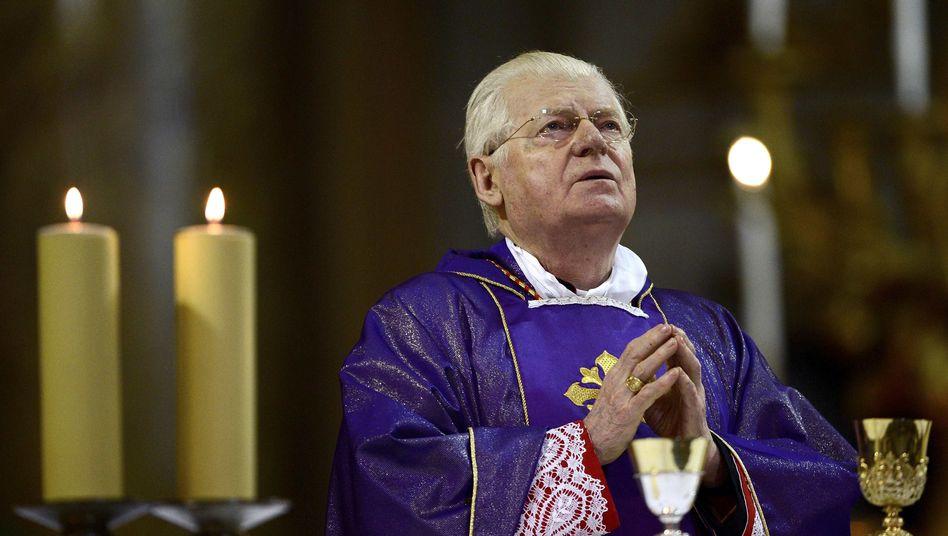 """Kardinal Angelo Scola am Sonntag in Rom: """"Elendige Zeiten wie diese"""""""