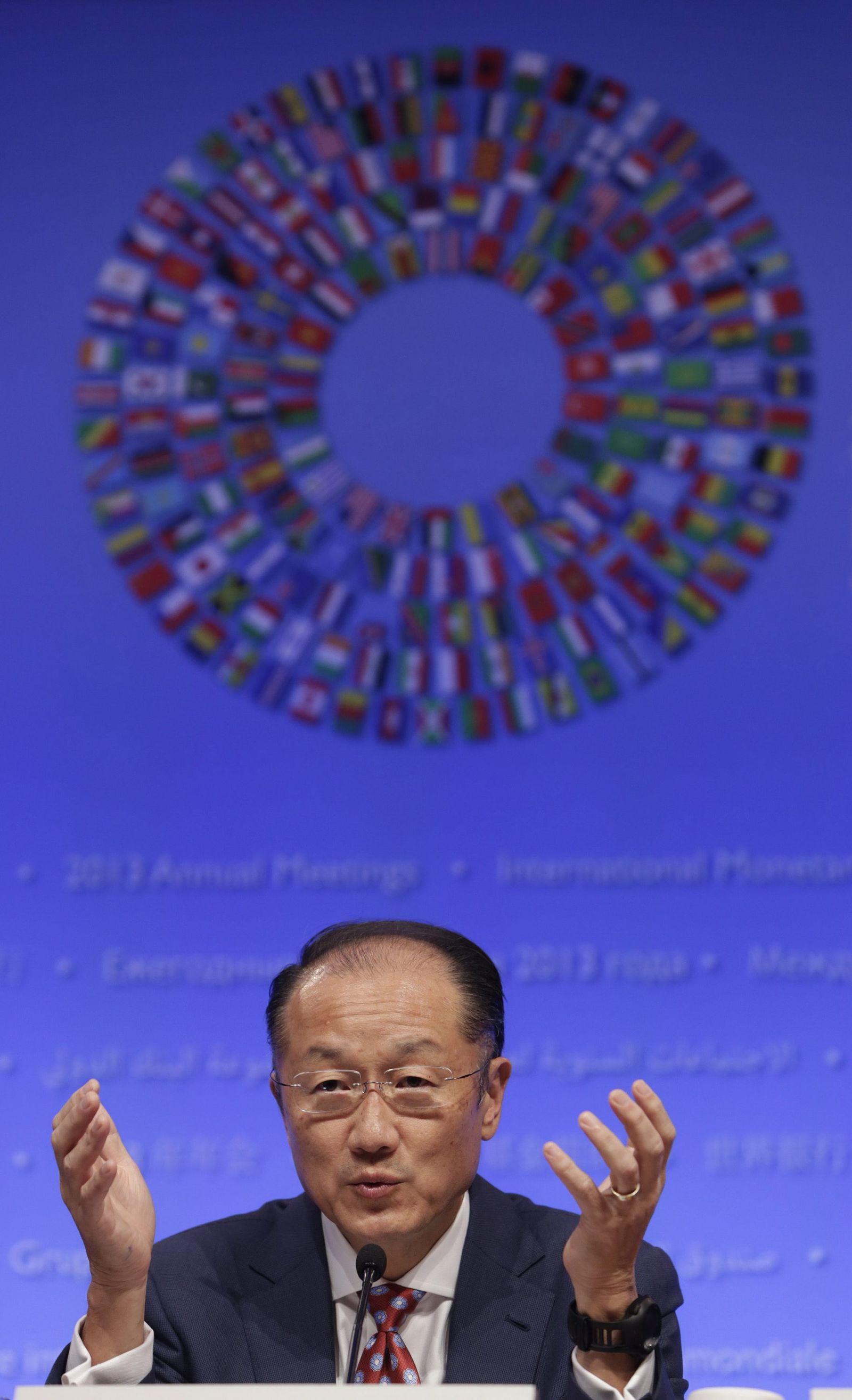 IMF World Bank Annual Meetings 2013