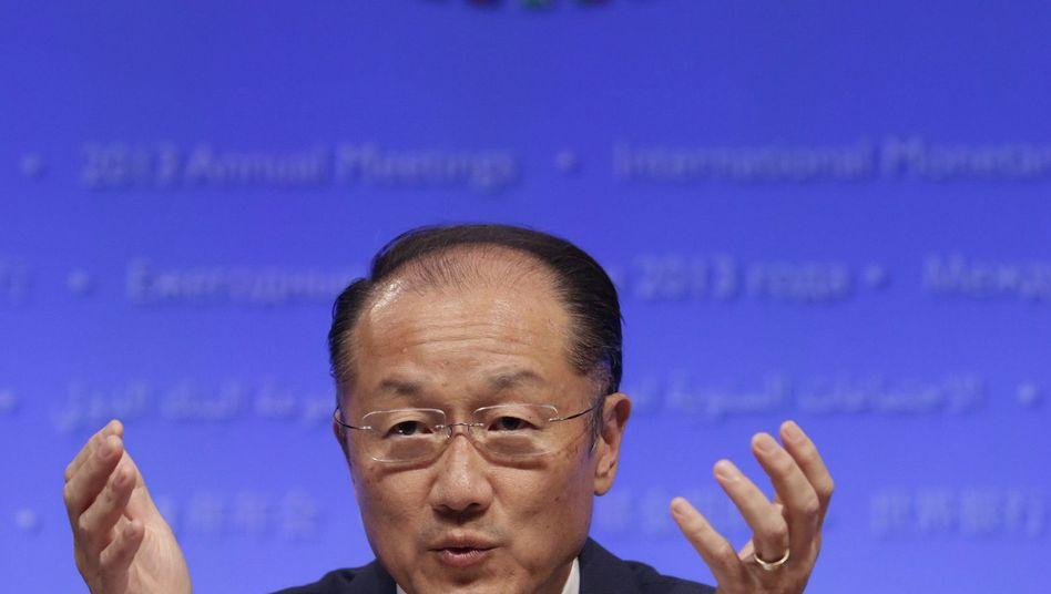 Weltbank-Chef Jim Yong Kim (2013)
