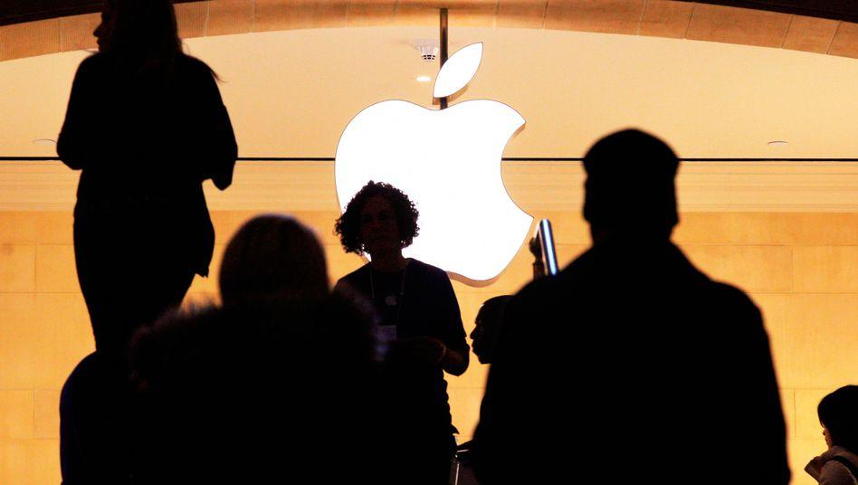 Apple Store in New York City: Reich, reicher, Apple