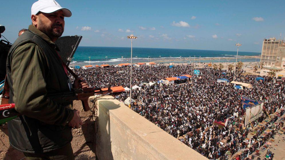 Lage in Libyen: Gebete und Gefechte
