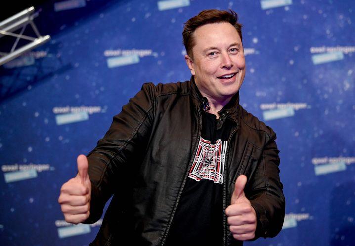 SpaceX-Gründer Elon Musk: »Lasst uns herausfinden, wie live ›Saturday Night Live‹ wirklich ist«
