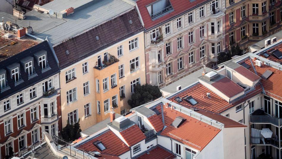 Wohnhäuser in Berlin