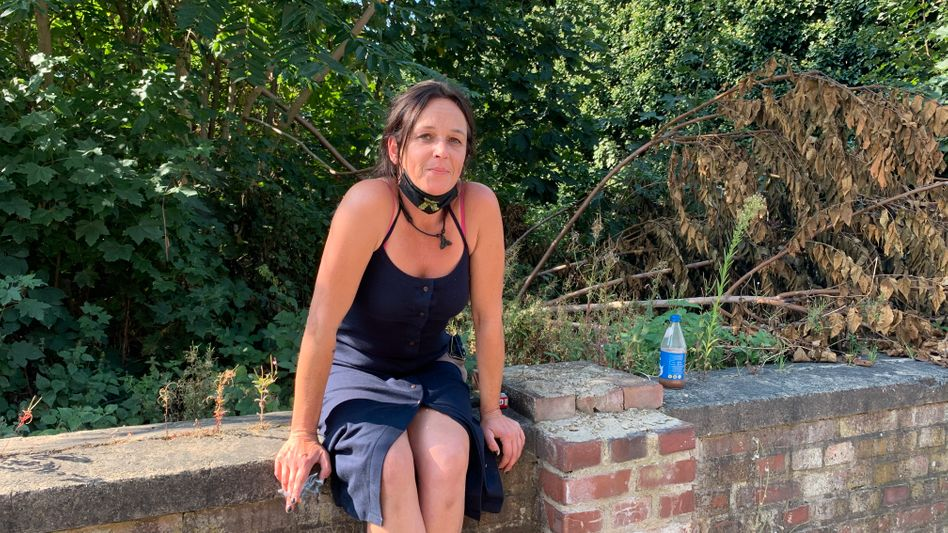 Dorothée Laumanns aus Berverath kämpft um ihre Heimat