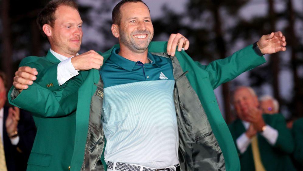 Masters-Sieg für García: Entscheidung am 73. Loch