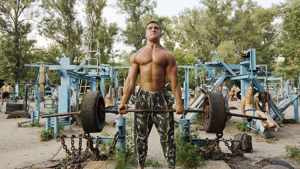 Photo Gallery: Ukraine's Muscle Beach