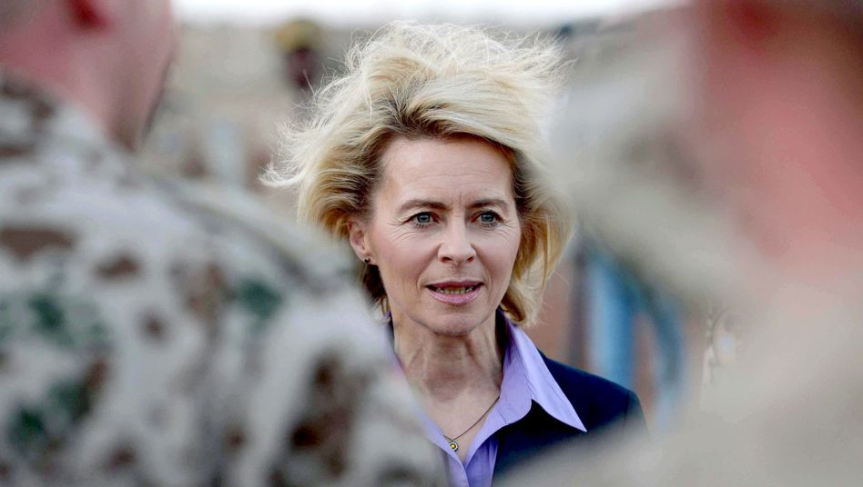 Verteidigungsministerin von der Leyen: McKinsey-Beraterin soll beamtete Staatssekretärin werden