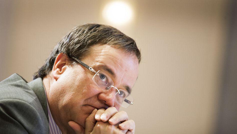 CDU-Mann Armin Laschet: Es besteht Klärungsbedarf mit dem Finanzamt