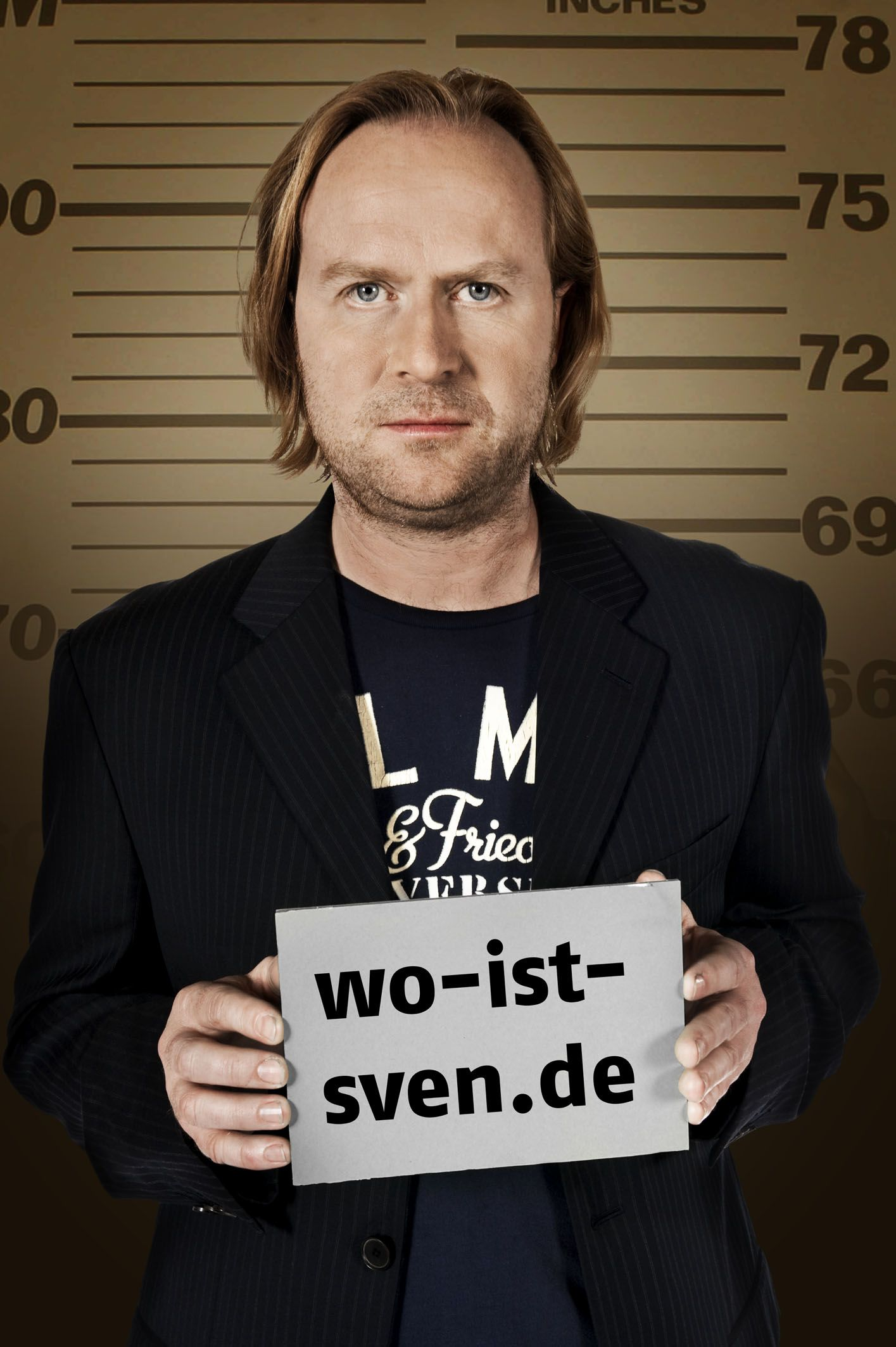 EINMALIGE VERWENDUNG Wo ist Sven / Sat 1