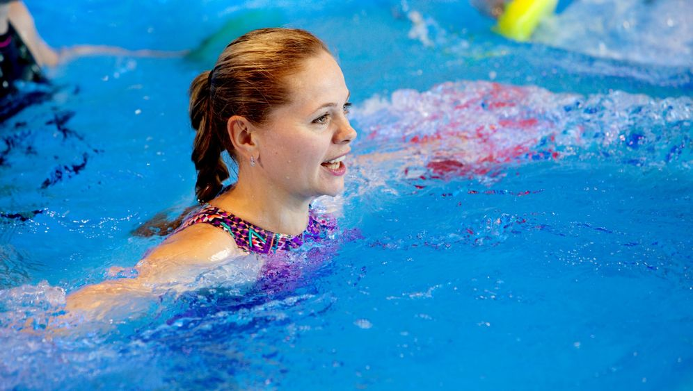 Aqua Jumping: Trampolin versenken