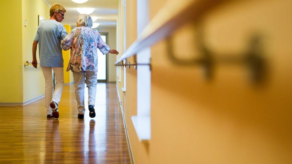 Pflegeheim: Tarifvertrag bis zum Ende des Jahres