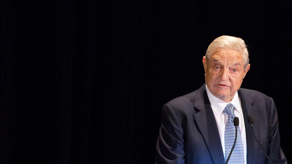 George Soros: Vorwurf der russlandfeindlichen Rhetorik