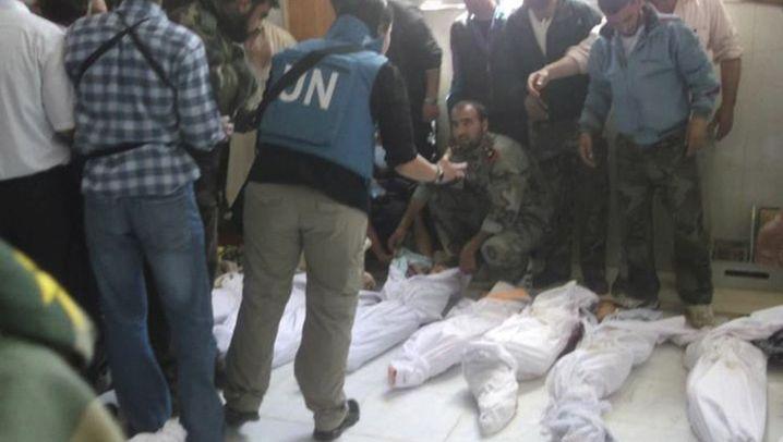 Panzerangriff in Syrien: Dutzende Kinder getötet