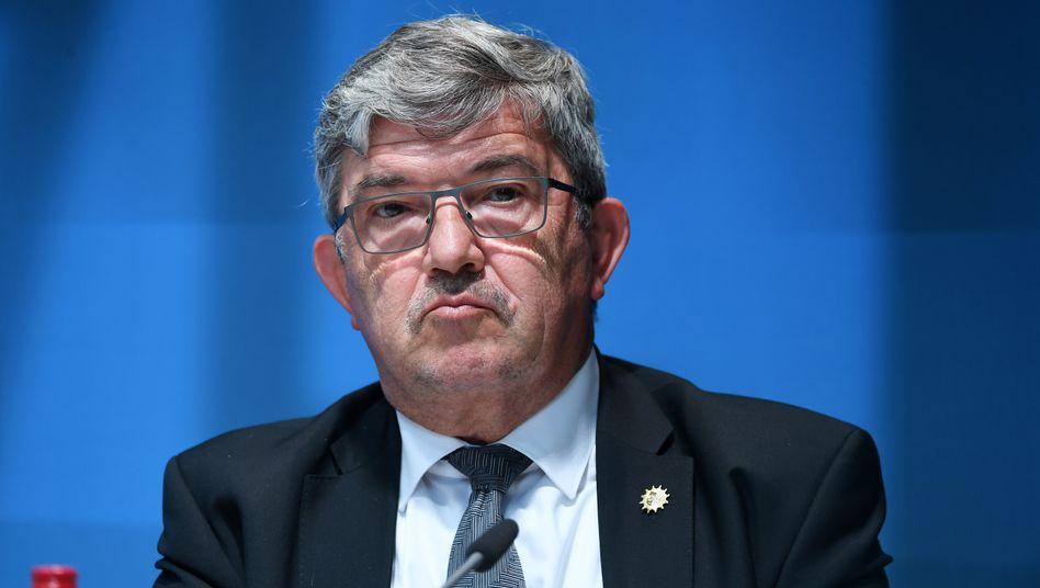 Lorenz Caffier (CDU)