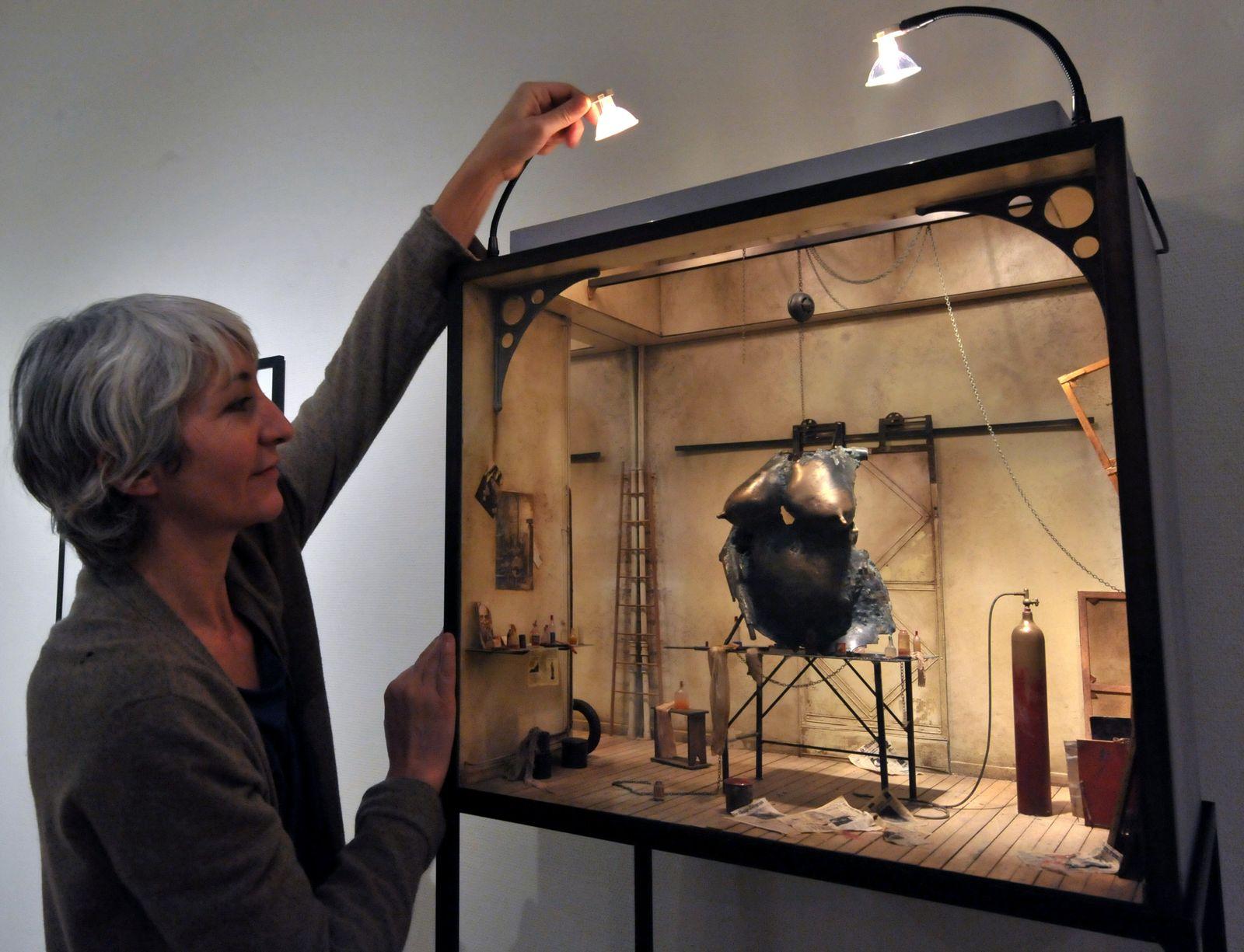 Matton Ausstellung / Jena