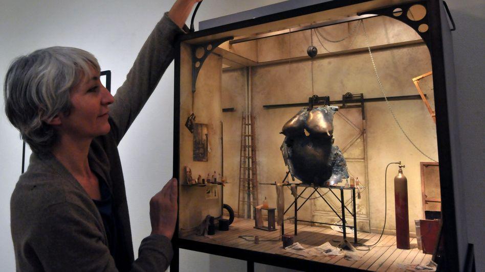 """Matton-Werk """"Das Atelier Cesars II"""" in Jena: Magier der Wirklichkeit"""