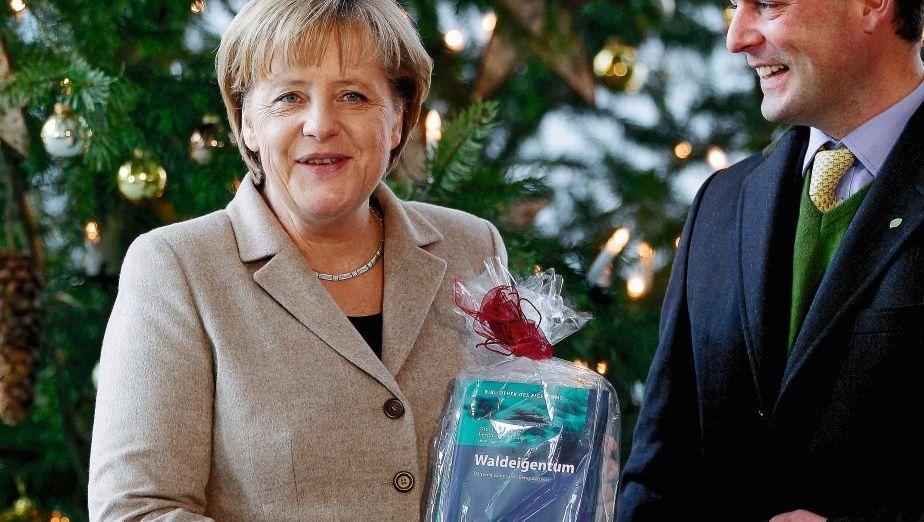 Merkel, Philipp zu Guttenberg