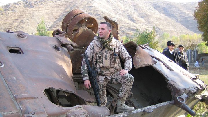 Hauptmann Lindemann: Als Nachrichtenoffizier in Afghanistan
