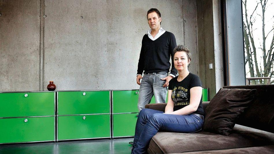 Bewohnerpaar Thiel: Der Horizont endet am Sandkasten