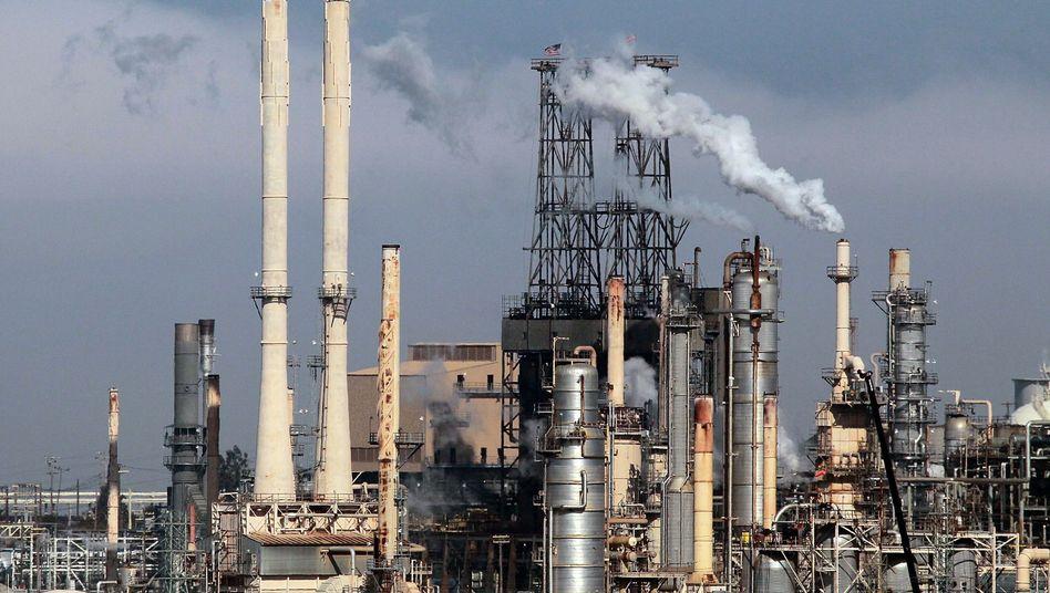 Raffinerie in Kalifornien: Hackerangriff auf Ölfirmen - immer zwischen neun und fünf Uhr