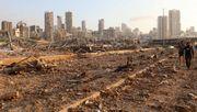 Libanons Regierung soll im Juli vor Explosionsgefahr gewarnt worden sein
