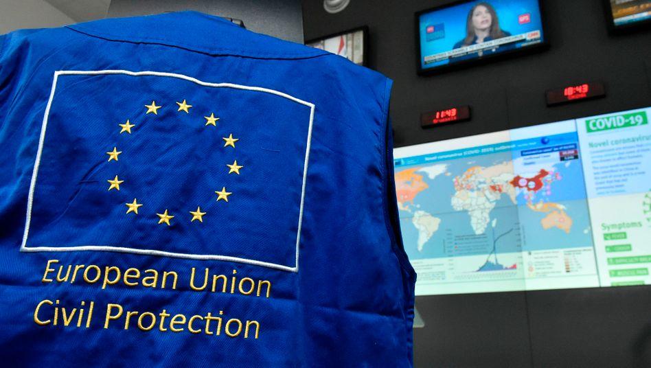 Die EU hat die sogenannte integrierte politische Krisenreaktion ausgelöst