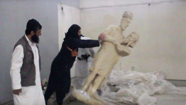 Irak: Die Verwüstungen in Mossul