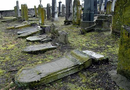 Verwüstung auf dem jüdischen Friedhof bei Diespeck: Ein Fall für einen Antisemitismus-Beauftragten?