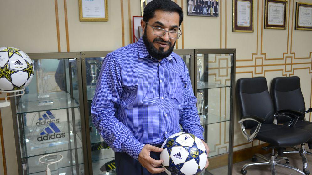 Sialkot: Hauptstadt der Fußballmacher