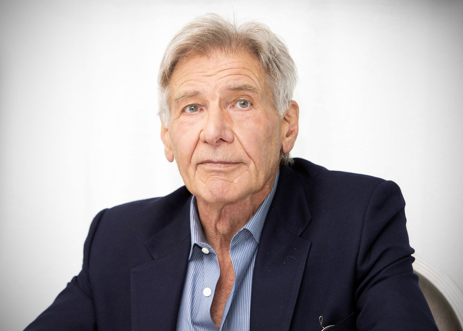 February 14, 2020, Hollywood, CA, USA: Harrison Ford stars in The Call of the Wild Hollywood USA PUBLICATIONxINxGERxSUIx