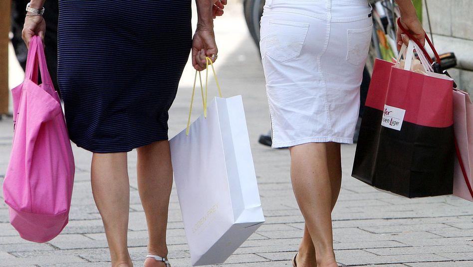 """Volle Einkaufstüten: """"Wer jetzt Steuersenkungen verspricht, agiert populistisch"""""""