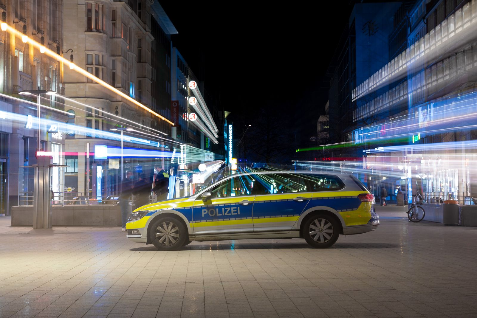 Coronavirus - Ausgangssperre in Region Hannover begonnen