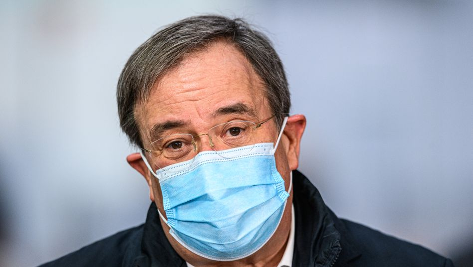 CDU-Chef Armin Laschet: »Ausnahmesituation«